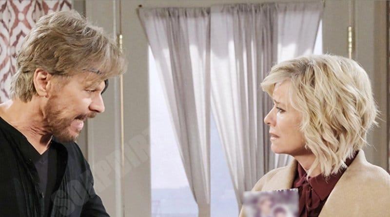 Days of our Lives Spoilers: Steve Johnson - Patch (Stephen Nichols) - Kayla Johnson (Mary Beth Evans)