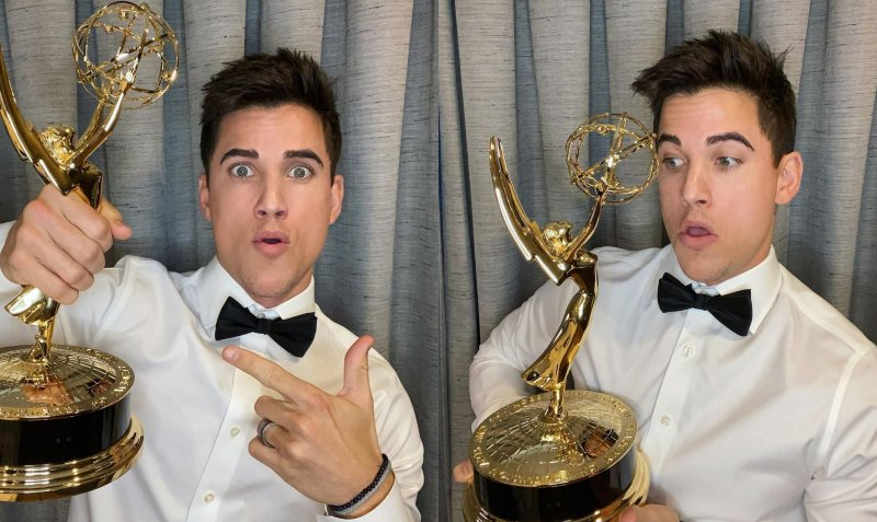 The Bay: Mike Manning Emmy