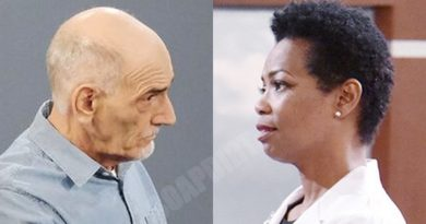Days of our Lives Comings & Goings: Wilhelm Rolf (William Utay) - Dr Rolf - Valerie Grant (Vanessa Williams)