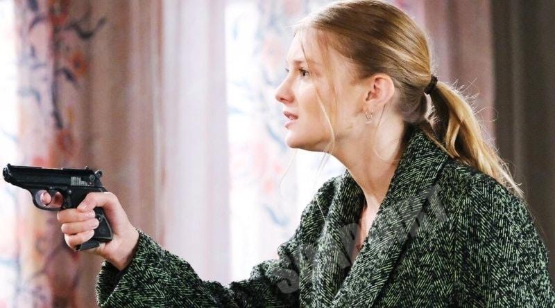 Days of our Lives Spoilers: Allie Horton (Lindsay Arnold)