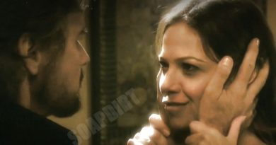 Days of Our Lives Spoilers: Ava Vitali (Tamara Braun) - Steve Johnson (Stephen Nichols)