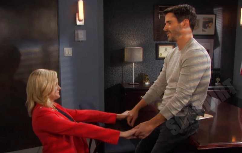 Days of our Lives Spoilers: Belle Black (Martha Madison) - Shawn Brady (Brandon Beemer)