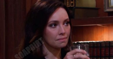 Days of our Lives Spoilers: Gwen-Rizczech (Emily OBrien)