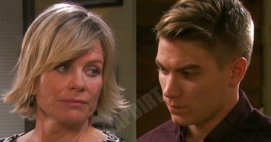 Days of our Lives Spoilers: Tripp Dalton (Lucas Adams) - Kayla-Brady Mary Beth Evans)