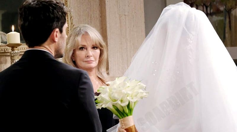 Days of our Lives Spoilers: Shawn Brady (Brandon Beemer) - Jan Spears (Heather Lindell) - Marlena Evans (Deidre Hall)