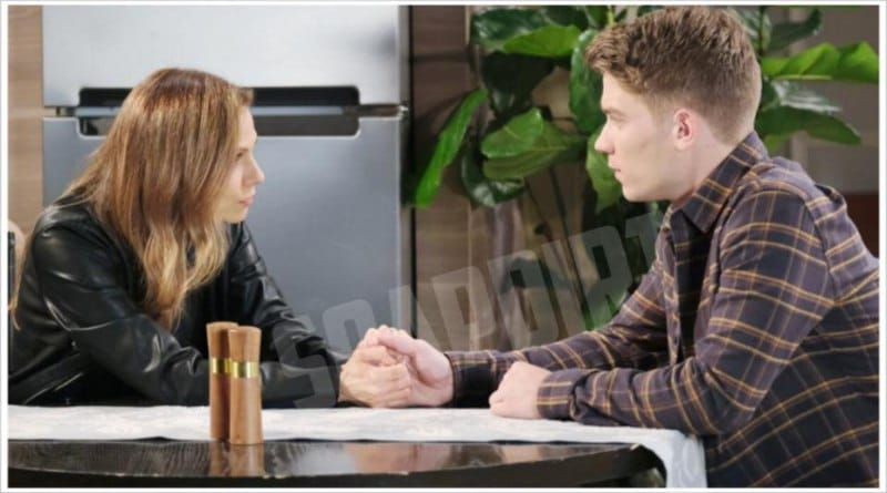Days of our Lives Spoilers: Tripp Dalton (Lucas Adams) - Ava Vitali (Tamara Braun)