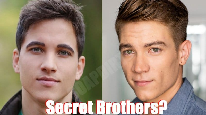 Days of our Lives Spoilers: Tripp Dalton (Lucas Adams) - Charlie Dale (Mike C Manning)