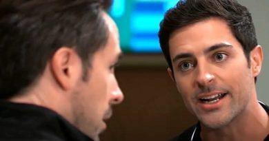 General Hospital Comings And Goings: Lucas Jones (Matt Trudeau) - Julian Jerome (William deVry)