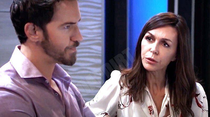 General Hospital Spoilers: Anna Devane (Finola Hughes) - Peter August (Wes Ramsey)