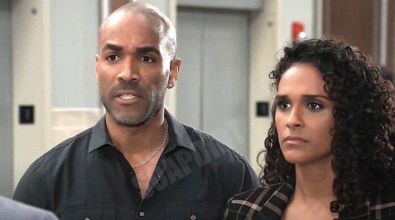 General Hospital Spoilers: Curtis Ashford (Donnell Turner) - Jordan Ashford (Briana Henry)