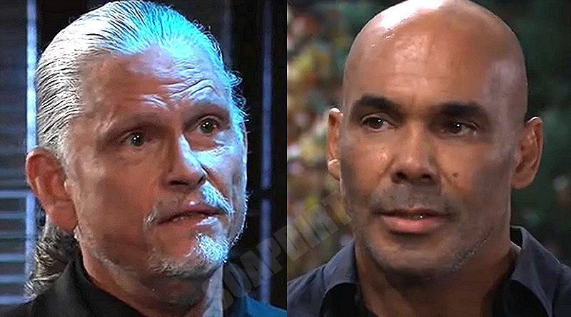 General Hospital Spoilers: Cyrus Renault (Jeff Kober) - Marcus Taggert (Real Andrews)