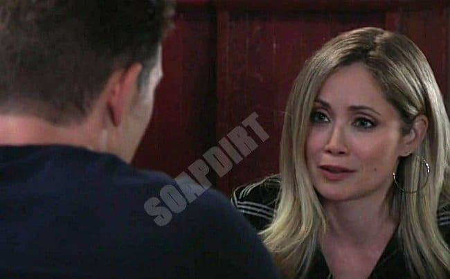 General Hospital Spoilers: Dustin Phillips (Mark Lawson) - Lulu Spencer (Emme Rylan)