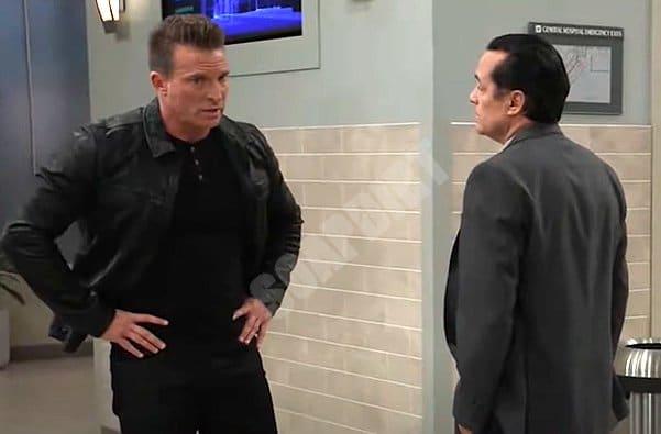 General Hospital Spoilers: Jason Morgan (Steve Burton) - Sonny Corinthos (Maurice Benard)