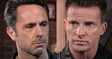 General Hospital Spoilers: Julian Jerome (William deVry - Jason Morgan (Steve Burton)