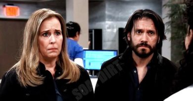General Hospital Spoilers: Laura Spencer (Genie Francis) - Dante Falconeri (Dominic Zamprogna)