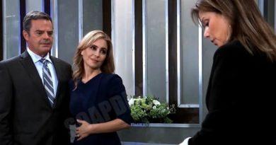 General Hospital Spoilers: Ned Quartermaine (Wally Kurth) - Olivia Falconeri (Lisa LoCicero) - Alexis Davis (Nancy Lee Grahn)
