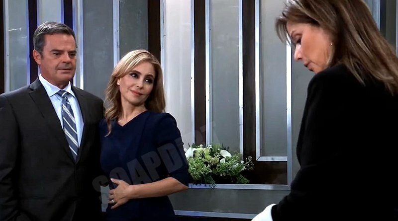 General Hospital Spoilers: Ned Quartermaine (Wally Kurth) - Olivia Falconeri (Lisa LoCicero) - Alexis Davis (Nancy Lee Grahn)