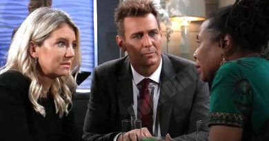 General Hospital Spoilers: Nina Reeves (Cynthia Watros) - Jasper Jacks (Ingo Rademacher)