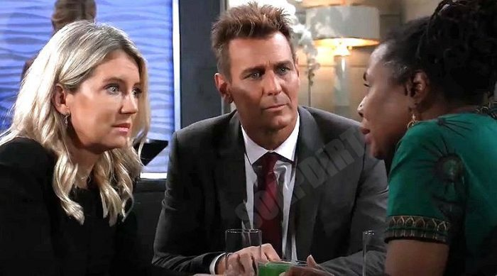 General Hospital Spoilers: Nina Reeves (Cynthia Watros) - Jasper Jacks (Ingo Rademacher) - Jax
