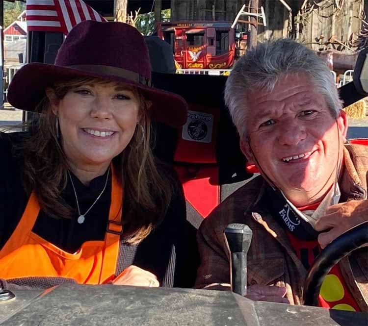 Little People Big World: Matt Roloff - Caryn Chandler