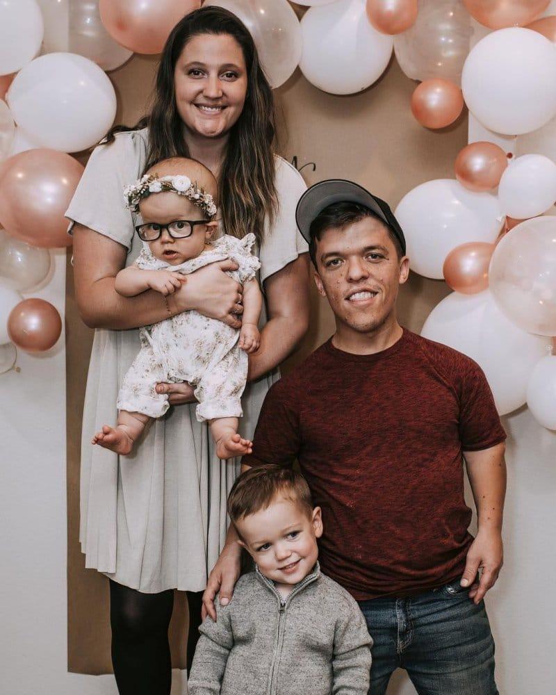 Little People, Big World: Tori Roloff - Zach Roloff - Lilah Roloff - Jackson Roloff