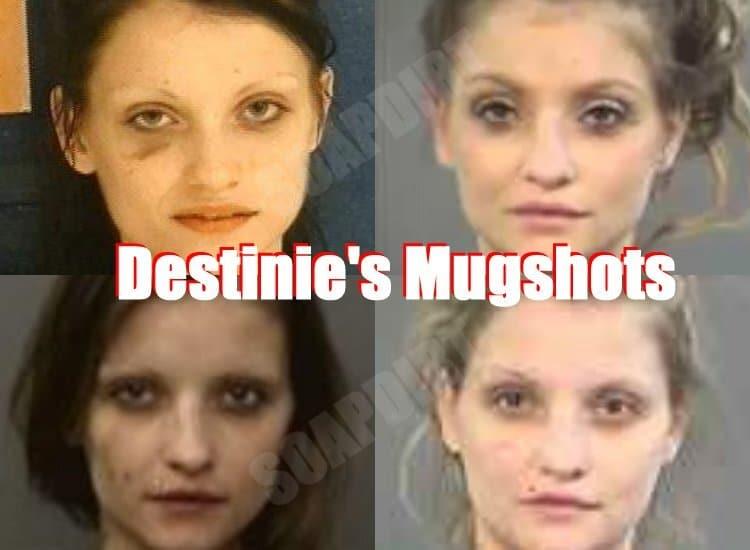 Love After Lockup: Destinie Folsom