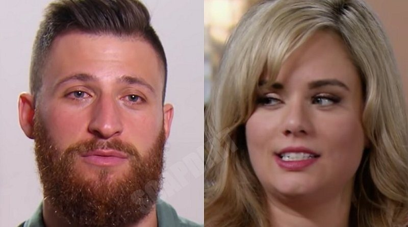 Married at First Sight: Luke Cuccurullo - Kate Sisk