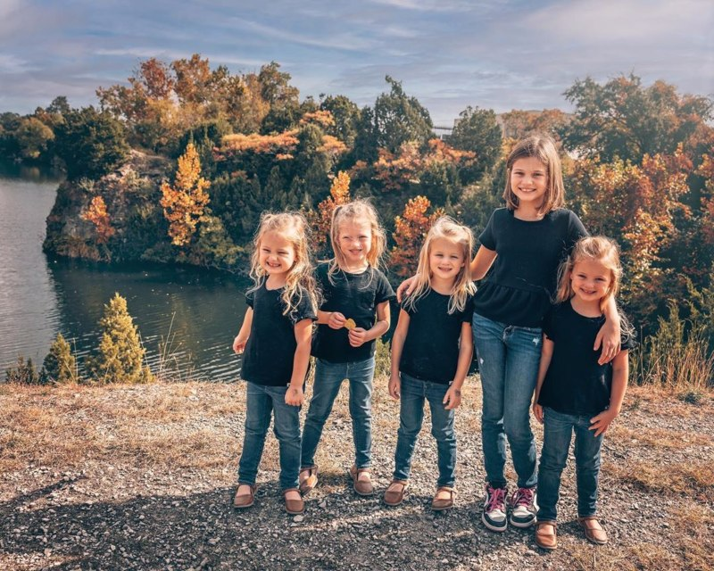 OutDaughtered: Blayke Busby - Riley Busby - Olivia Busby - Parker Busby - Ava Busby