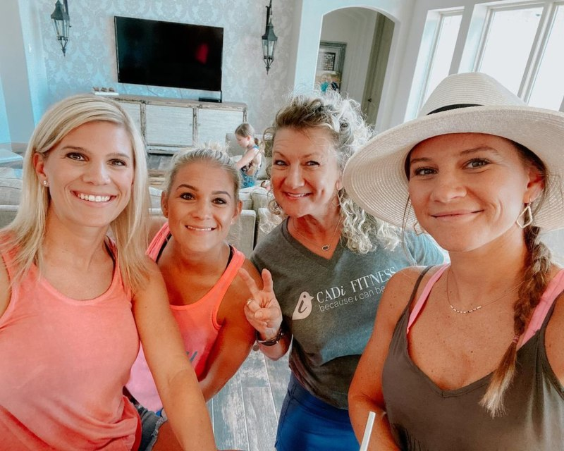 OutDaughtered: Danielle Busby - Crystal Mills - Ashley Mowbray - Michelle Theriot