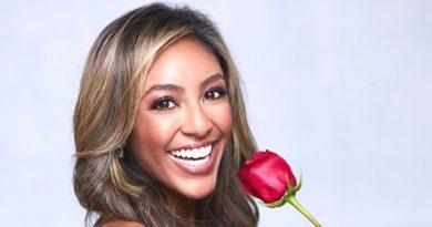 The Bachelorette: Tayshia Adams