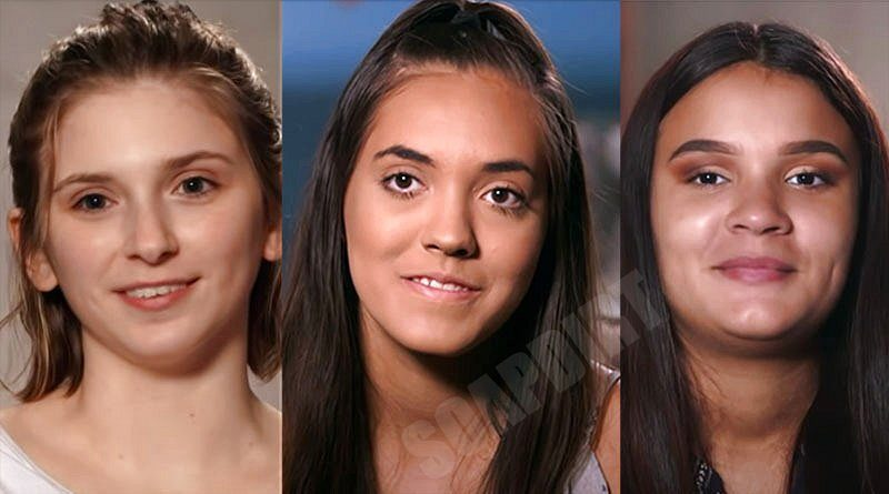 Unexpected: McKayla Adkins - Chloe Mendoza - Rilah Ferrer