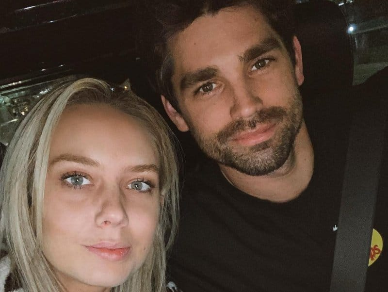 Young and the Restless: Chance Chancellor (Justin Gaston) - Abby Newman (Melissa Ordway)