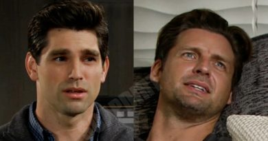Young and the Restless Comings & Goings: Chance Chancellor (Donny Boaz - Justin Gaston)