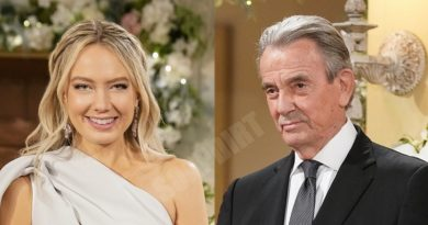 Young and the Restless Spoilers: Abby Newman (Melissa Ordway) - Victor Newman (Eric Braeden)