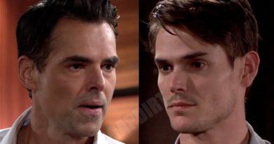 Young and the Restless Spoilers: Billy Abbott (Jason Thompson) - Adam Newman (Mark Grossman)