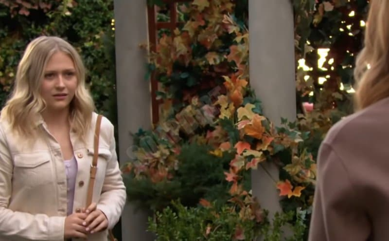 Young and the Restless Spoilers: Faith Newman (Alyvia Alyn Lind) - Phyllis Summers (Michelle Stafford)