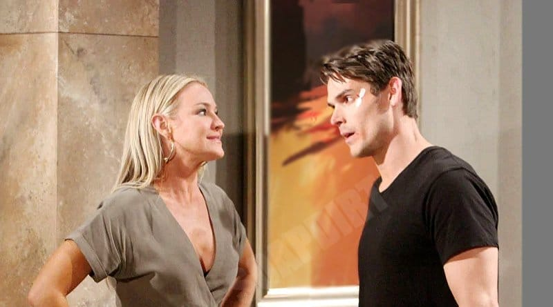 Young and the Restless Spoilers: Adam Newman (Mark Grossman) - Sharon Newman (Sharon Case)