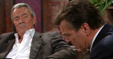 Young and the Restless Spoilers: Victor Newman (Eric Braeden) - Jack Abbott (Peter Bergman)
