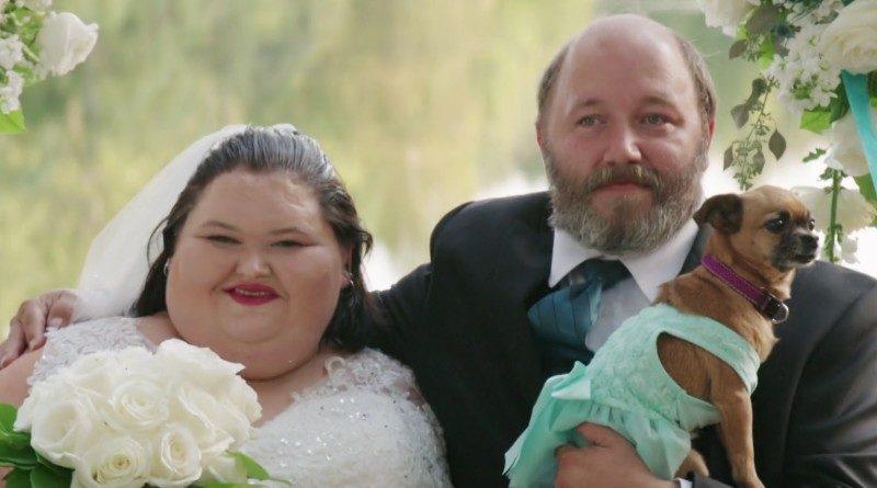 1000-lb Sisters: Amy Slaton - Michael Halterman