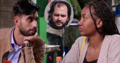 90 Day Fiance: Adam Lebzo - Yazan Abo Horira - Brittany Banks