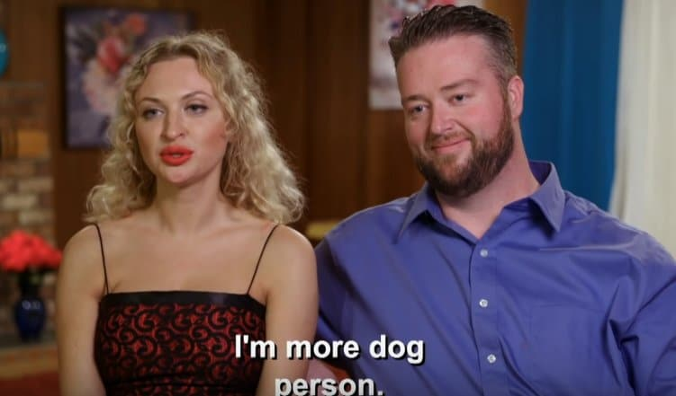 90 Day Fiance: Natalie Mordovtseva - Mike Youngquist