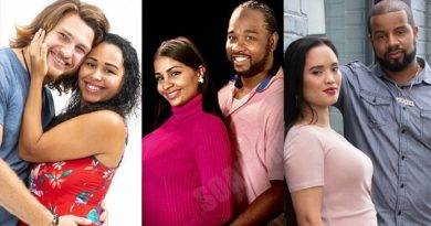 90 Day Fiance: Syngin Colchester - Tania Maduro - Anny Francisco - Robert Springs - Hazel Cagalitan - Tarik Myers