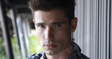 "Bold and the Beautiful Spoilers: John Finnegan ""Finn"" (Tanner Novlan)"