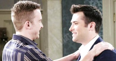 Days of Our Lives Comings Goings: Will Horton (Chandler Massey) - Sonny Kiriakis (Freddie Smith)
