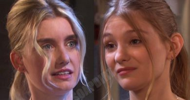 Days of our Lives Spoilers: Allie Horton (Lindsay Arnold) - Claire Brady (Isabel Durant)