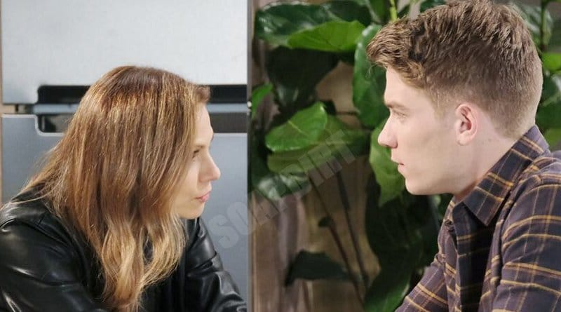 Days of our Lives Spoilers: Ava Vitali (Tamara Braun) - Tripp Dalton (Lucas Adams)