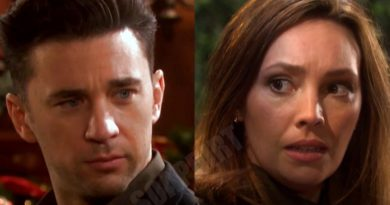 Days of Our Lives Spoilers: Chad DiMera (Billy Flynn) - Gwen (EMily O'Brien)