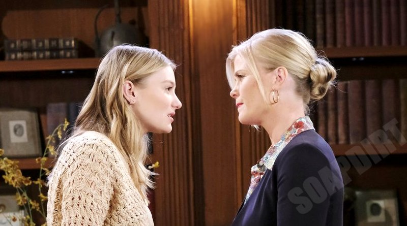 Days of Our Lives Spoilers: Sami Brady (Alison Sweeney) - Allie Horton (Lindsay Arnold)