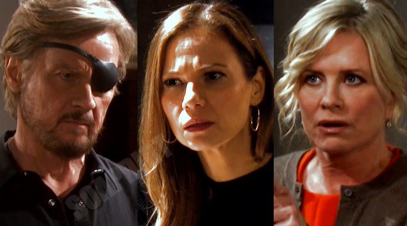 5 Early Days Of Our Lives Weekly Spoilers Ava Torments Kayla Makes Play For Steve Soap Dirt