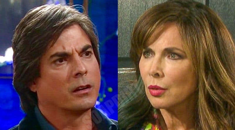 Days of Our Lives Spoilers: Kate Roberts (Lauren Koslow) - Lucas Horton (Bryan Dattilo)